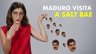 Nicolás Maduro disfruta banquete de Salt Bae | WEEKLY UPDATE