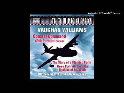 Vaughan Williams : The England of Elizabeth, Three Portraits from the film music (1955)