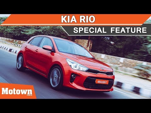 Kia Rio, a look at the Kia brand
