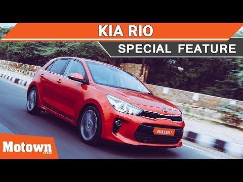 Kia Rio, a look at the Kia brand