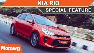 Kia Rio hatchback | How solid are Kia cars? | Motown India