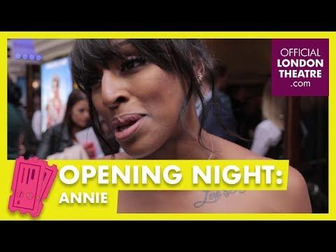 Opening Night: Annie