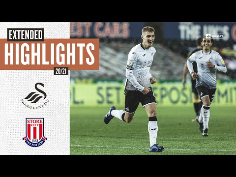 Swansea Stoke Goals And Highlights