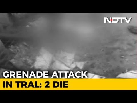 Major Terror Attack In Kashmir's Tral, Minister Safe
