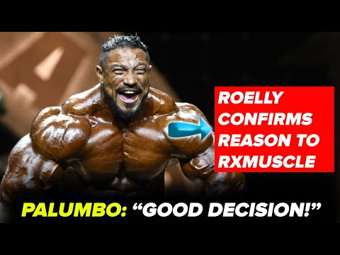 ROELLY WINKLAAR OUT OF 2020 ARNOLD CLASSIC!