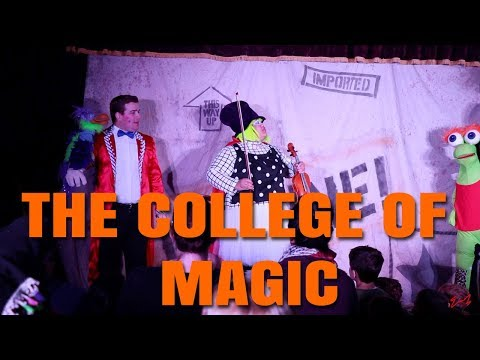 Cape town College of Magic