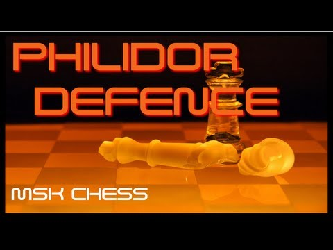 Chess Lesson: Philidor Defence - game analysis