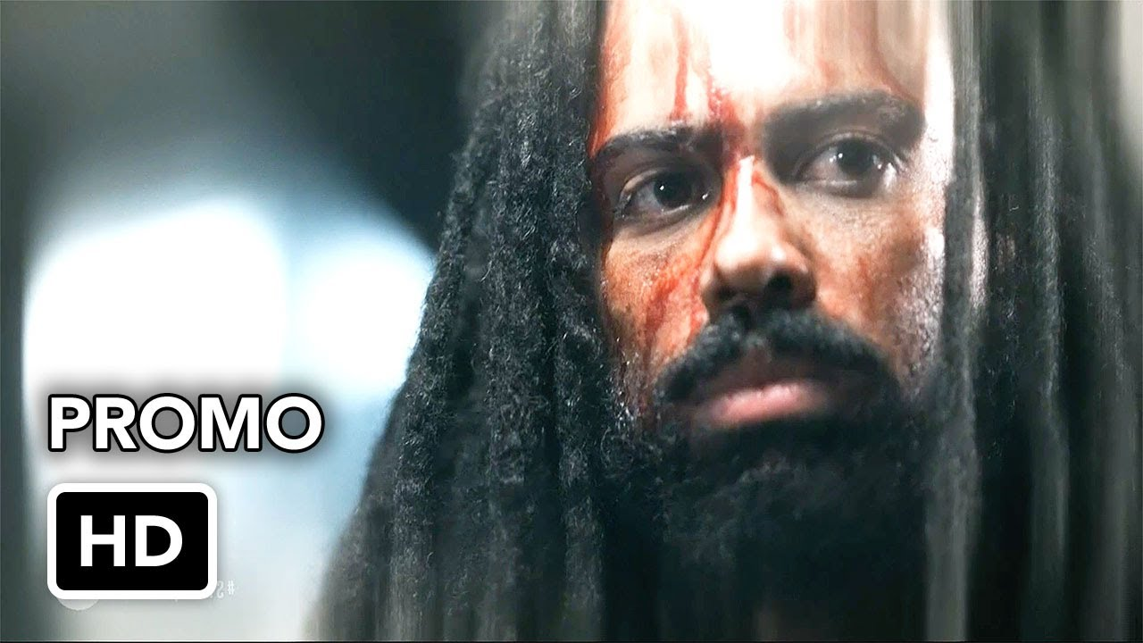 """Download Snowpiercer 1x06 Promo """"Trouble Comes Sideways"""" (HD) Jennifer Connelly, Daveed Diggs series"""