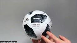 adidas Telstar 18 Junior Match 350/290 - WM 2018
