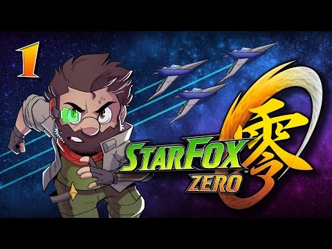 Star Fox Zero | Let's Play Ep. 1: This Game is Tight Yo | Super Beard Bros.