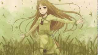 Opening from Spice & Wolf. Enjoy singing along! 旅の途中(狼と香辛料...