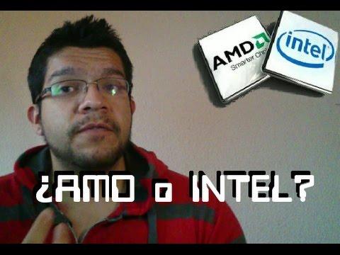 ¿Diferencias AMD e Intel? ¿Cúal Comprar?