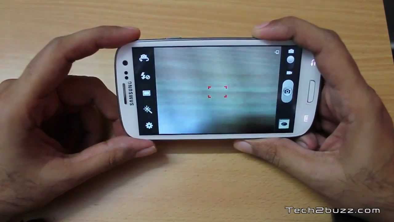 Samsung Galaxy S3 Camera review with sample shots / video - YouTube