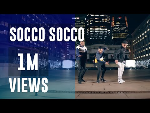 'Socco Socco' Official Music Video | IFT-Prod | Boston - Achu - Suhaas | Fly Vision