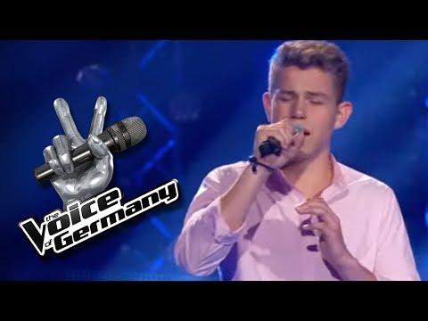 James TW  When You Love Someone  Gregor Hägele   The Voice of Germany 2017  Blind Audition