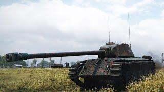 World of Tanks FCM 50 t - 10 Kills - 8.2k Damage