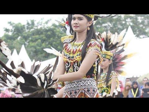 Mahaga Arep - Karungut||Dayak Ngaju||Kalimantan Tengah|kesenian khas Dayak