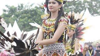 Mahaga Arep Karungut Dayak Ngaju Kalimantan Tengah kesenian khas Dayak