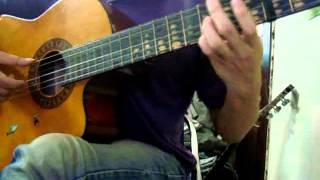 Tình xưa nghĩa cũ - Jimmy Nguyễn - Guitar solo