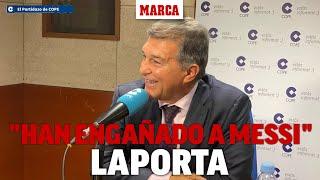 Laporta, en 'El Partidazo':