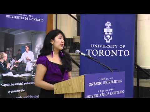 Co-op student says her experience opened career path