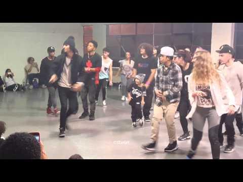 Les Twins - Larry Choreo SF workshop #2 - 2016