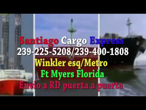comercial santiago cargo express
