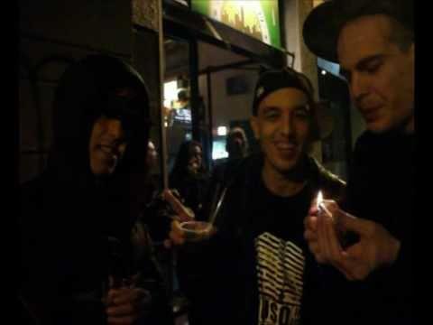 DJ HARSH & XTREME TEAM - Skit dal BERLIN CAFè