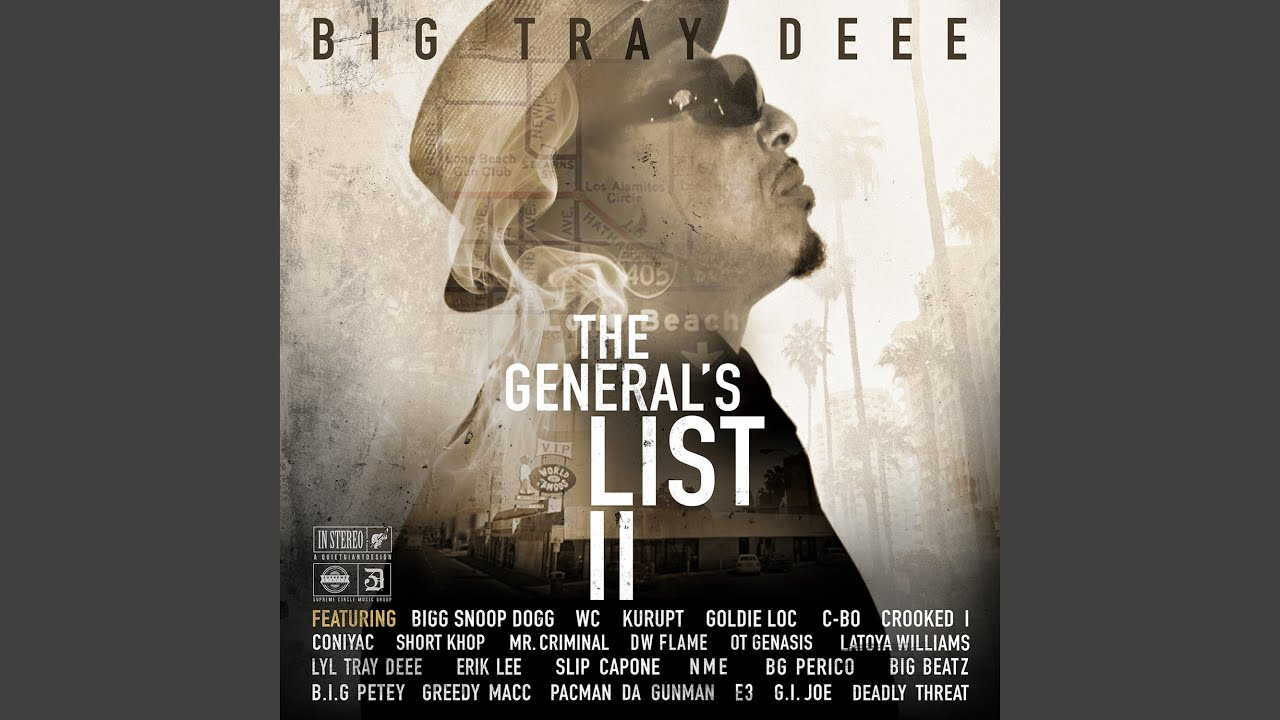 True Life Storiez - Big Tray Deee Feat  Crooked I & Bg Perico | Shazam