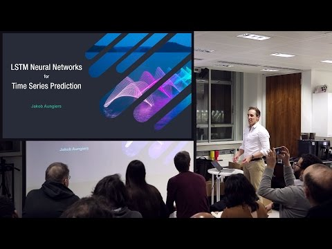 LSTM Neural Networks for Time Series Prediction - IoT Data Science Conference - Jakob Aungiers