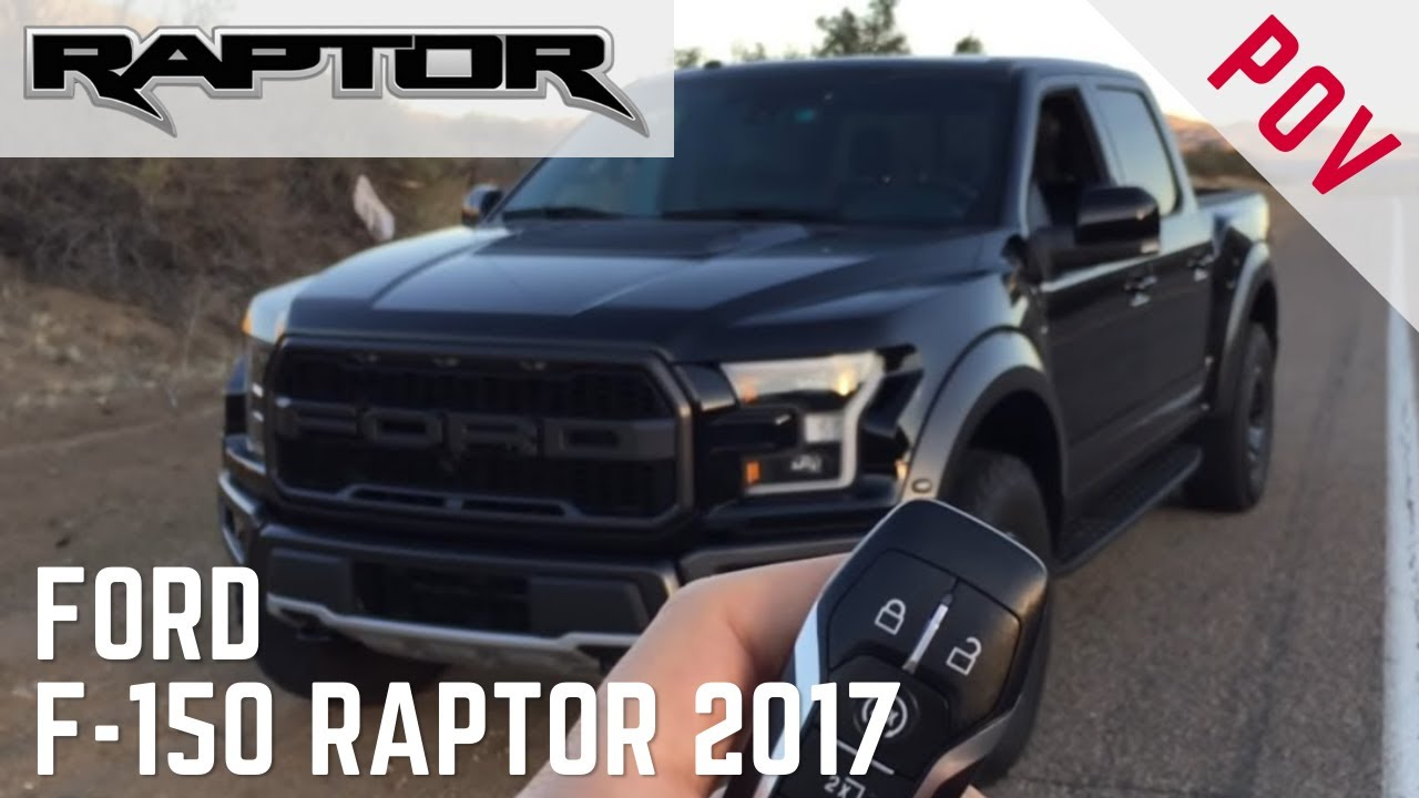 despertando al ford f 150 raptor 2017 doovi. Black Bedroom Furniture Sets. Home Design Ideas