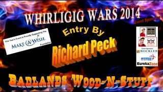Whirligig Wars 2014 Entry