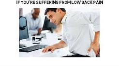 Low Back Pain in Murfreesboro TN - Longie Chiropractic