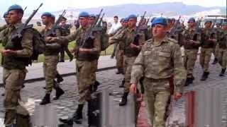 izmir kordon boyu -jandarma komando gösterileri