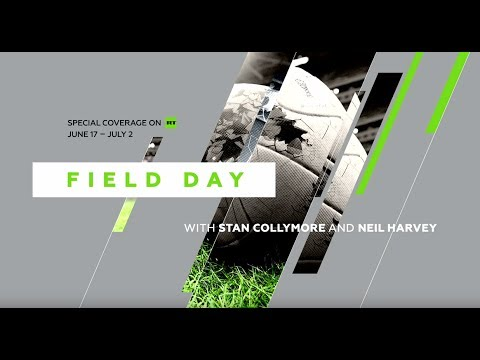 FIFA 2017 Confederations Cup: Field Day with Stan Collymore & Neil Harvey  (Special coverage promo)