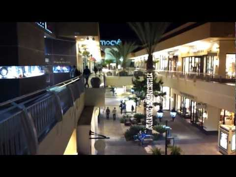 Fashion Valley Mall - Christmas Season