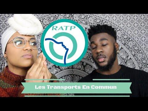 LES TRANSPORTS EN COMMUN ft Nadjélika
