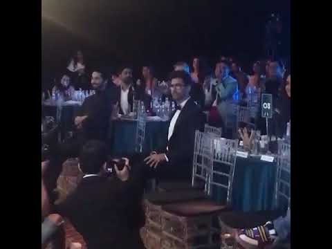 Katrina cheers on #Hrithik during his introduction at GQ Awards - Game Changer of the Year Mp3
