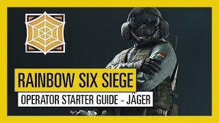 Tom Clancy's Rainbow Six Siege – Operator Starter Guide Jäger