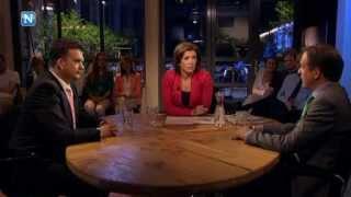 Roemer en Pechtold in debat