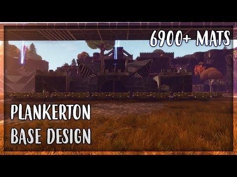Plankerton Base Design - Fortnite Save the World