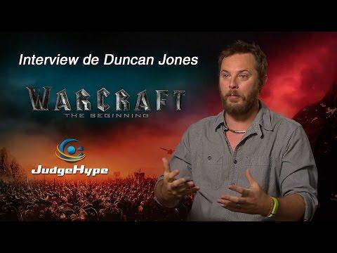 Warcraft: Le Commencement - Interview de Duncan Jones