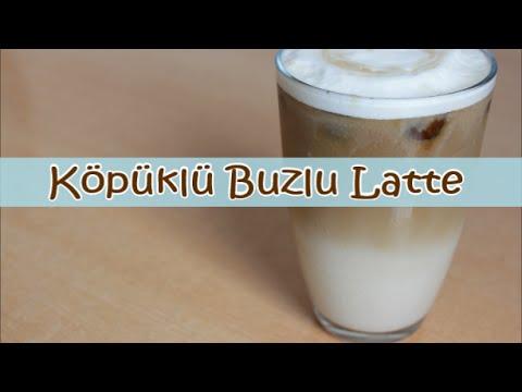 Buzlu Latte Evde Nasıl Yapılır?   Bi'mutfak #10