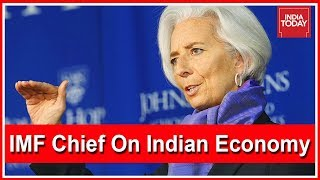 Indian Economy Could Grow Faster With Focus On Agriculture, Job Creation: Christine Lagarde