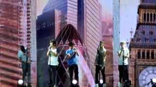 C' mon C' mon - One Direction   Dallas, Texas   7/22/13   TMH
