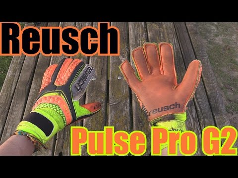 Goalkeeper Glove Review: Reusch Pulse Pro G2
