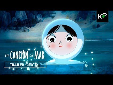 LA CANCIÓN DEL MAR | Tráiler Oficial Español | HD
