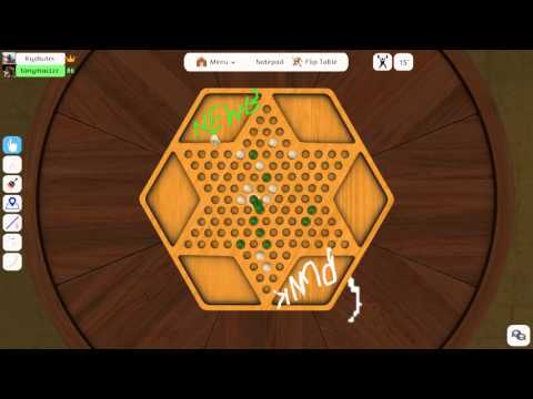 Let's Play Tabletop Simulator #31: Chinese Checkers