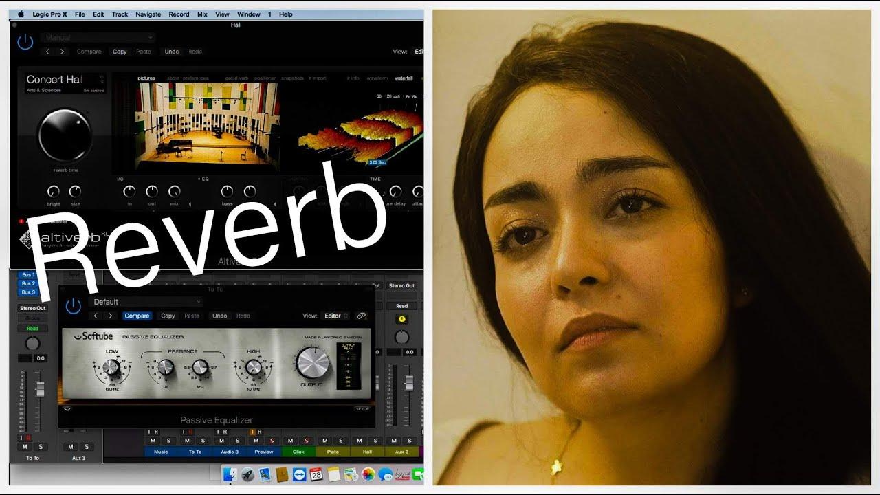 Hướng dẫn sử dụng Reverb Plate cho giọng hát dầy hơn – Đồ thu âm Việt
