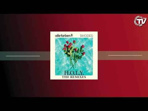 Alle Farben & Rhodes - H.O.L.Y. (Oliver Moldan Remix) (Cover Art) - Time Records